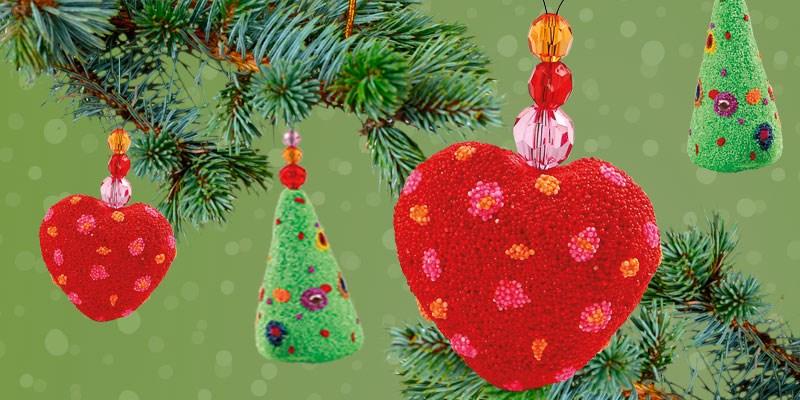Knutseltip kerst: k(l)eigoede kerstballen