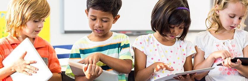 Zijn de gegevens van je kind veilig bij digitale leermiddelen?