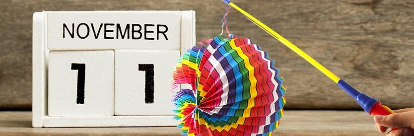 6 tips om veilig Halloween of Sint Maarten te lopen