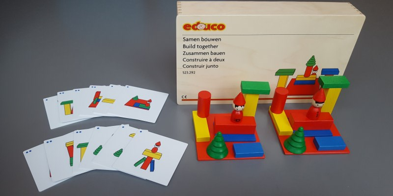 Samenwerken, samen spelen en samen lachen met Samen Bouwen (review)