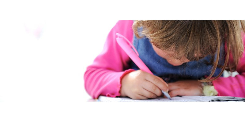 'Schrijven moet apart vak worden op school'