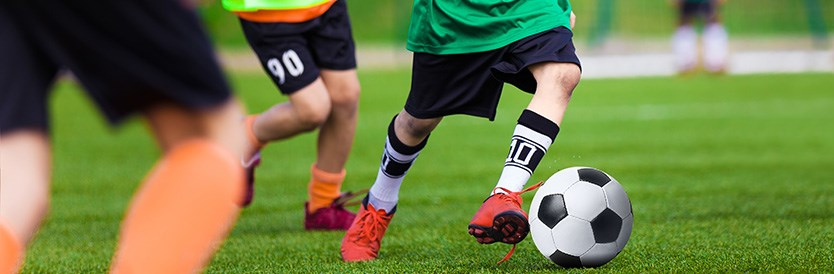 Wat kinderen leren van sport