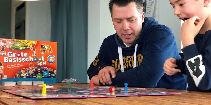 Leerzaam bordspel voor het hele gezin
