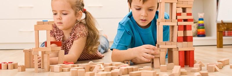 8 Dingen die kinderen leren van bouwen