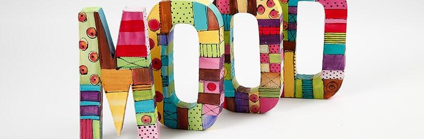 Versier je favoriete letters zo als jij 'm het allermooist vindt