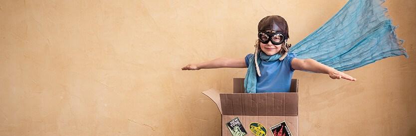 Wat kinderen leren van fantasiespel