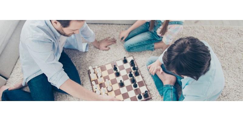 Leer je kind schaken in 5 stappen