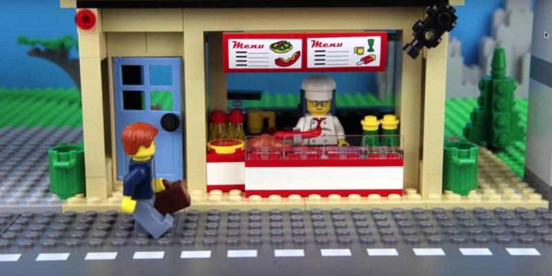 Doetip: maak een stop-motion filmpje met Lego
