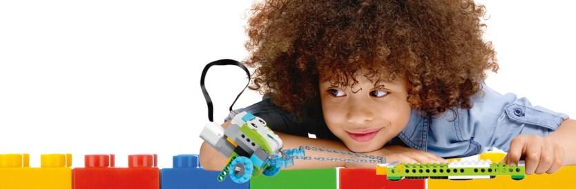 Spelen met LEGO is superleerzaam