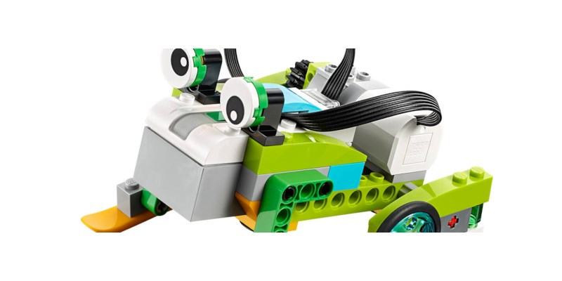Robotica is kinderspel met WeDo 2.0