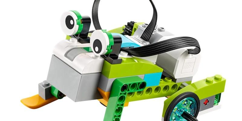 Robotica is kinderspel met WeDo 2.0