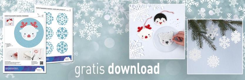 Kersthangers van smeltkralen