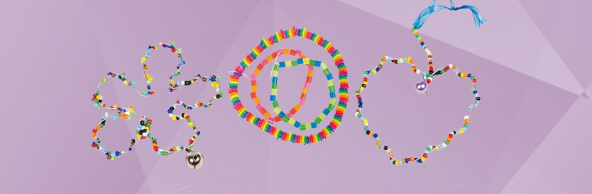 Knutseltip: zomerse sieraden