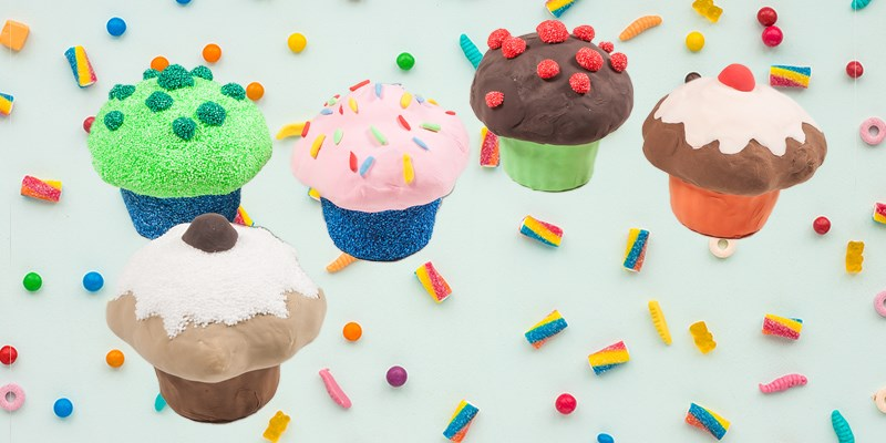 Knutseltip: cupcakeparty!