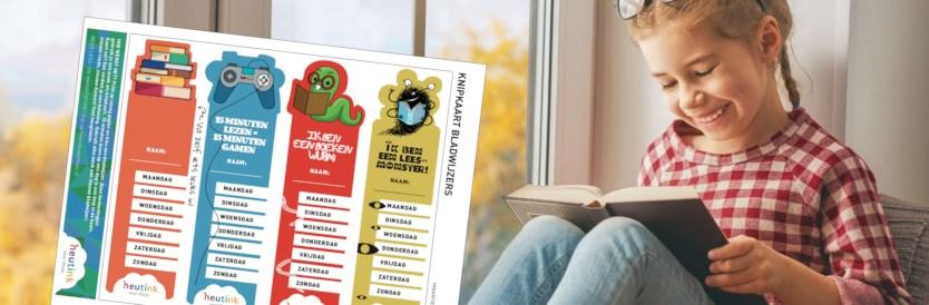 Maak van de Kinderboekenweek een echte leesweek