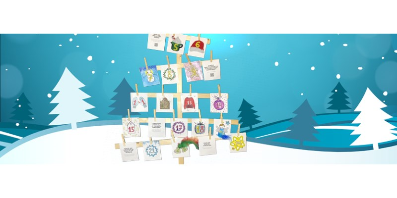 Knutsel je eigen adventskalender (met gratis download)