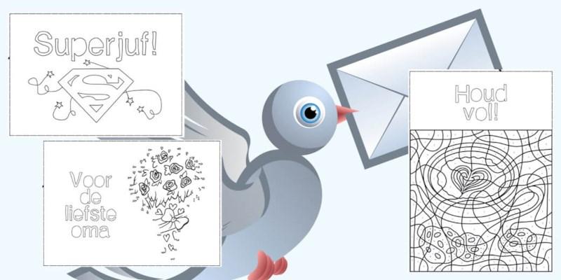 Versier en stuur een wenskaart: 18 gratis downloads