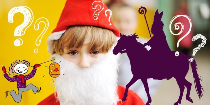 Scholen buigen zich over Sint Maarten, Sinterklaas en kerst