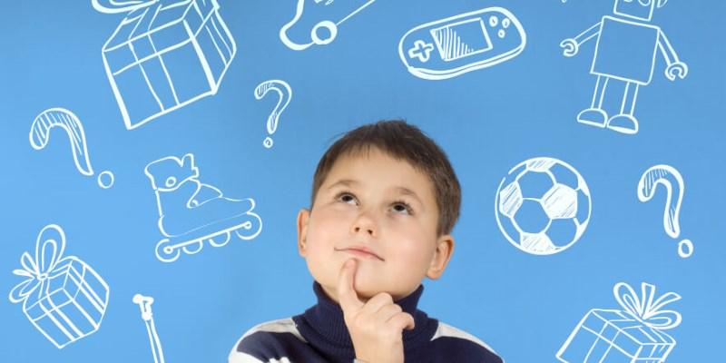 9 dingen die kinderen leren van een verlanglijstje maken