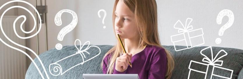 Hoe maak je een Sinterklaasgedicht? Stappenplan voor je kind