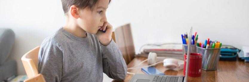Kinderen leerden minder dan normaal tijdens scholensluiting