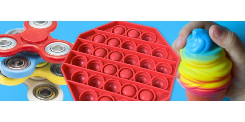 Fidget toys: rustgevend… of juist irritant?
