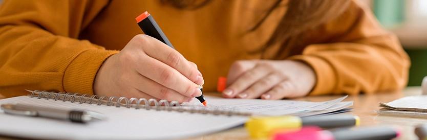 Aantekeningen maken tijdens de les is superhandig
