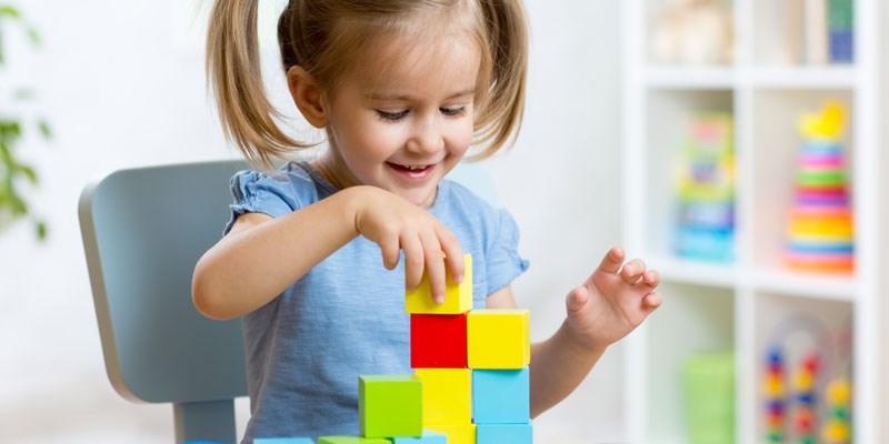 Spelen en leren gaan bij kleuters hand in hand