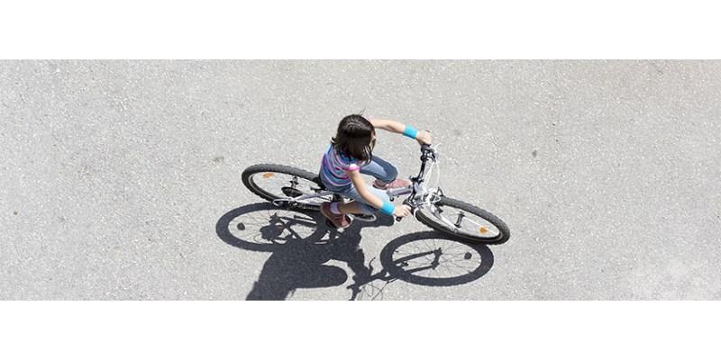 Leer je kind veilig naar het VO fietsen