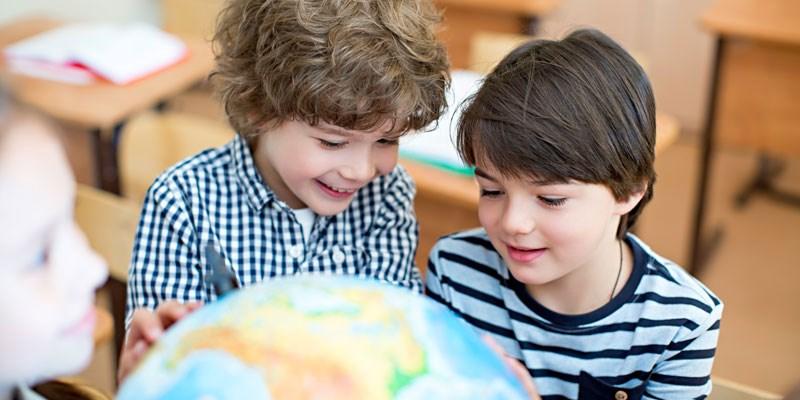 Topografie: de wereld wordt steeds groter