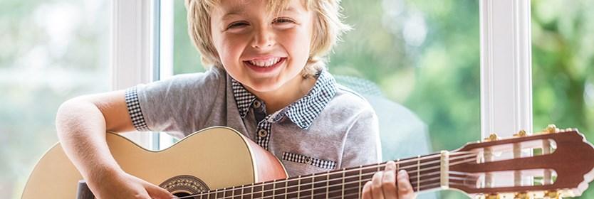 Muziekles stimuleert het kinderbrein