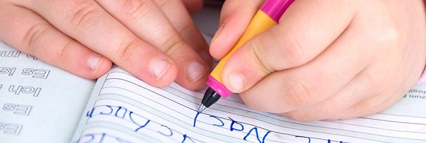 Leren Schrijven Voor Linkshandigen