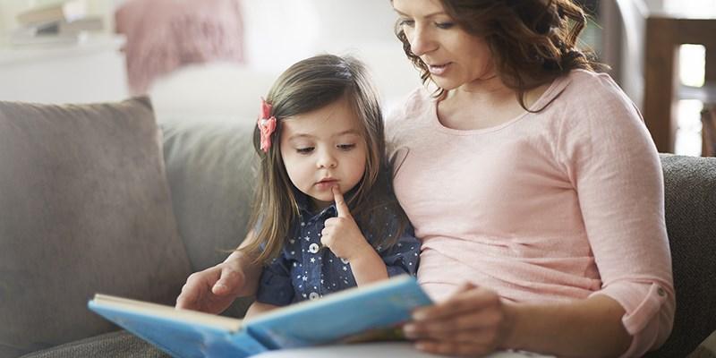 Oudere moeder goed voor taalontwikkeling